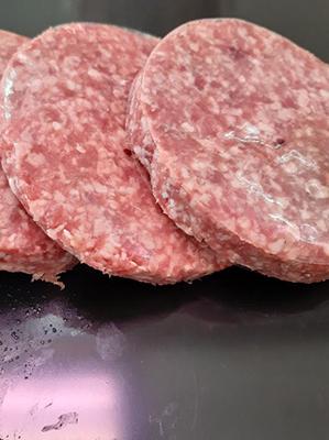 Hamburger di pecora